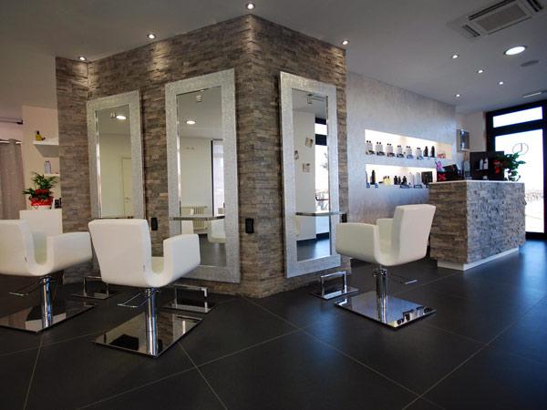 Controllo impianto negozio di parrucchiera modena elettra 2 elle
